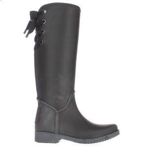 Coach 'Tristee' Waterproof Rain Boot